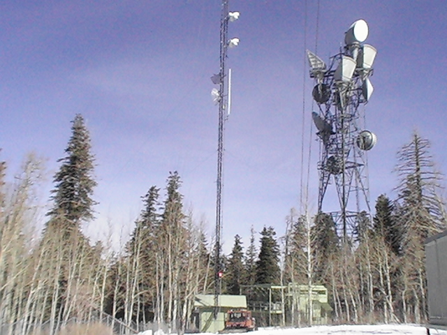 snowcat rental, two way radio sales & service